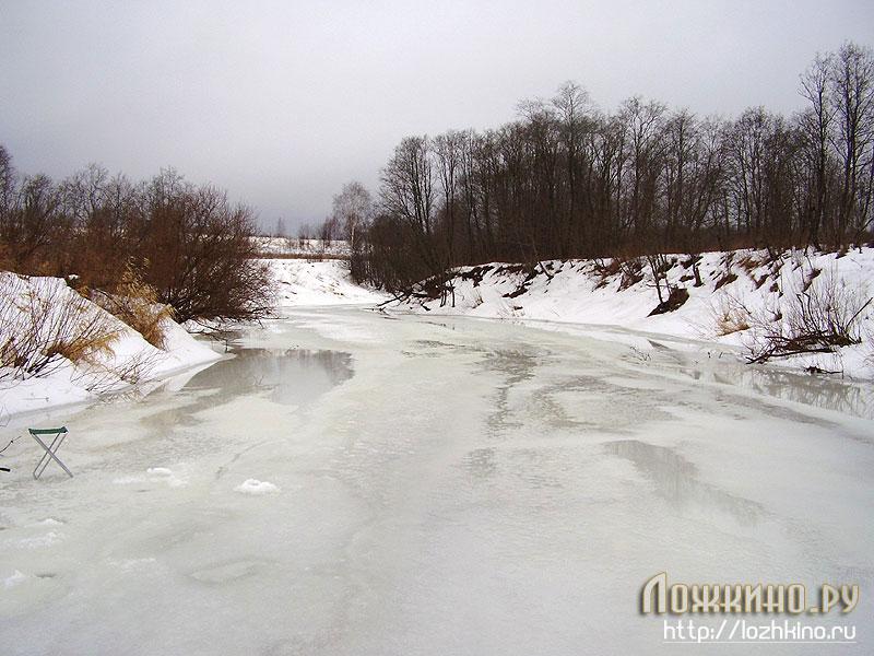 рыбалка на реке сямжена